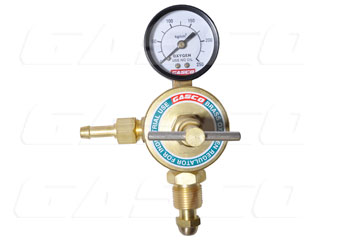 Gas Regulator Single Stage Single Guage